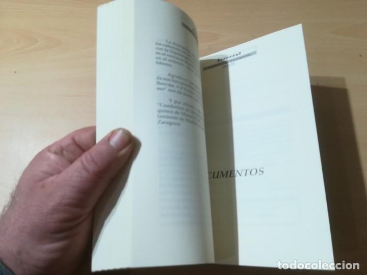 Libros de segunda mano: TERCEROL / ASOCIACION ESTUDIO SEMANA SANTA 6 DE 2001 2002 / ZARAGOZA / AI29 / ARAGON - Foto 9 - 267660594