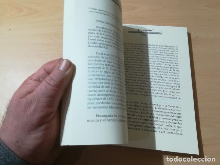 Libros de segunda mano: TERCEROL / ASOCIACION ESTUDIO SEMANA SANTA 6 DE 2001 2002 / ZARAGOZA / AI29 / ARAGON - Foto 16 - 267660594