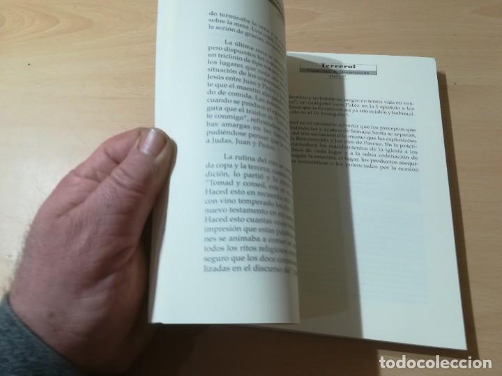 Libros de segunda mano: TERCEROL / ASOCIACION ESTUDIO SEMANA SANTA 6 DE 2001 2002 / ZARAGOZA / AI29 / ARAGON - Foto 18 - 267660594