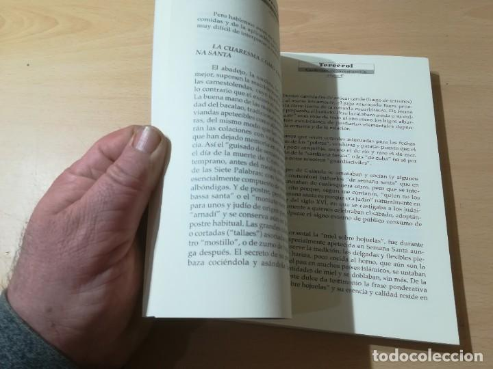Libros de segunda mano: TERCEROL / ASOCIACION ESTUDIO SEMANA SANTA 6 DE 2001 2002 / ZARAGOZA / AI29 / ARAGON - Foto 19 - 267660594