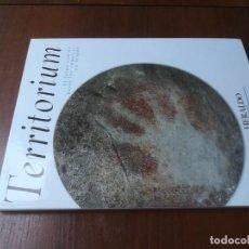 Libros de segunda mano: TERRITORIUM / EL LARGO CAMINO HACIA LAS COMARCAS / HERALDO / CMA9 / ARAGON. Lote 267665274