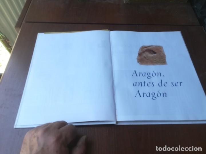 Libros de segunda mano: TERRITORIUM / EL LARGO CAMINO HACIA LAS COMARCAS / HERALDO / CMA9 / ARAGON - Foto 8 - 267665274