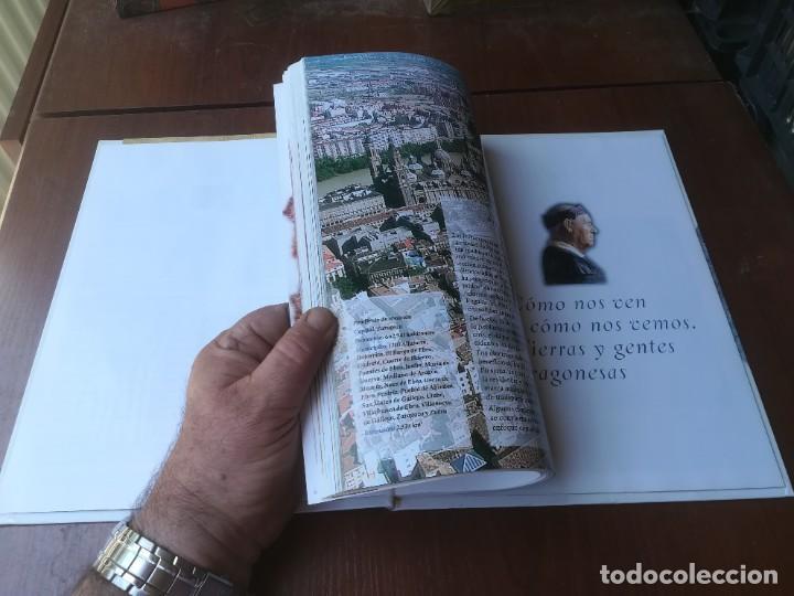 Libros de segunda mano: TERRITORIUM / EL LARGO CAMINO HACIA LAS COMARCAS / HERALDO / CMA9 / ARAGON - Foto 11 - 267665274