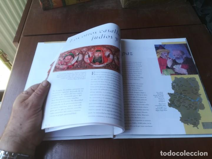 Libros de segunda mano: TERRITORIUM / EL LARGO CAMINO HACIA LAS COMARCAS / HERALDO / CMA9 / ARAGON - Foto 15 - 267665274