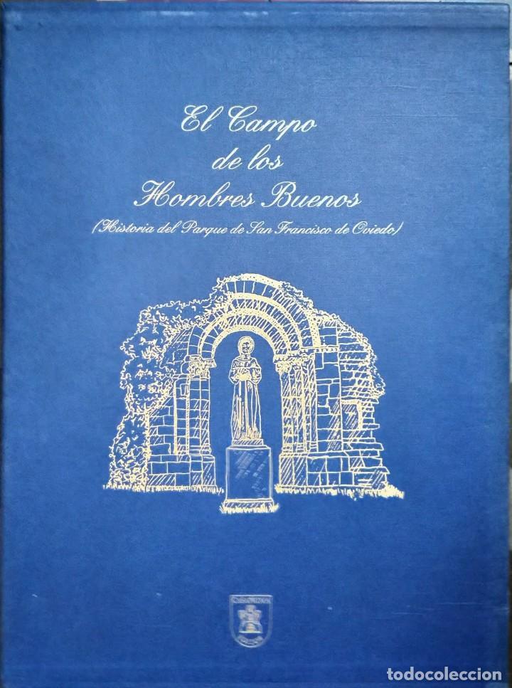 EL CAMPO DE LOS HOMBRES BUENOS, PARQUE SAN FRANCISCO DE OVIEDO - ADOLFO CASAPRIMA - GRAN FORMATO (Libros de Segunda Mano - Bellas artes, ocio y coleccionismo - Otros)