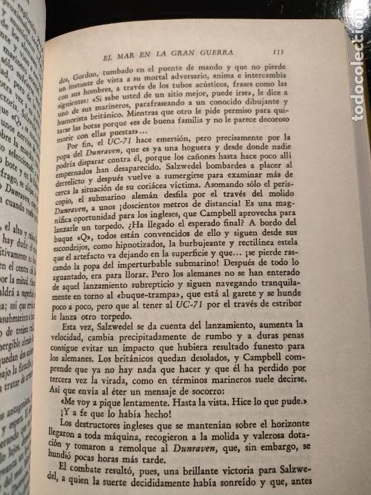 Libros de segunda mano: El mar en la Gran Guerra (LUIS DE LA SIERRA) - Foto 5 - 267857279
