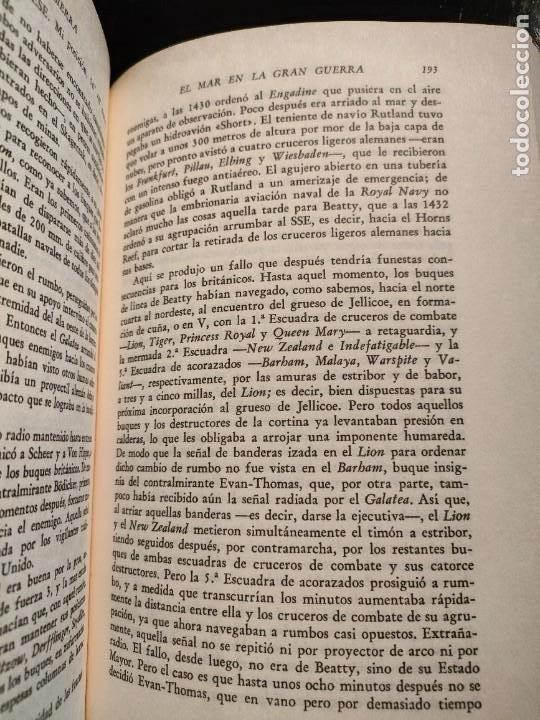 Libros de segunda mano: El mar en la Gran Guerra (LUIS DE LA SIERRA) - Foto 6 - 267857279