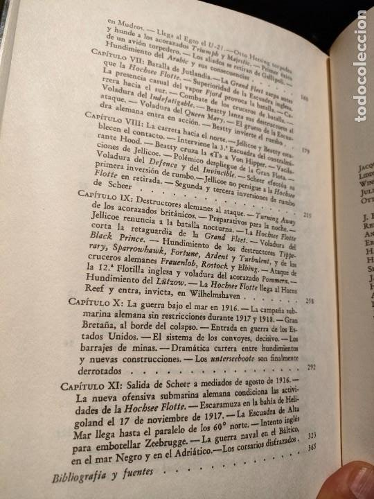 Libros de segunda mano: El mar en la Gran Guerra (LUIS DE LA SIERRA) - Foto 4 - 267857279