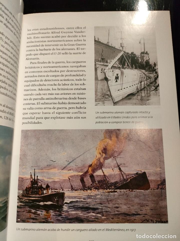 Libros de segunda mano: El mar en la Gran Guerra (LUIS DE LA SIERRA) - Foto 7 - 267857279