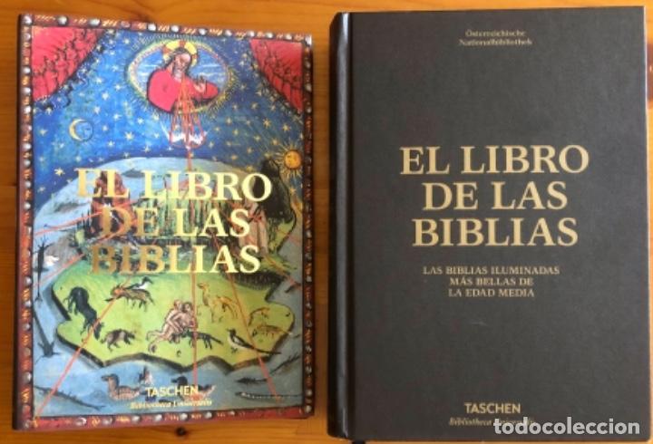 EL LIBRO DE LAS BIBLIAS- ILUMINADAS MAS BELLAS EDAD MEDIA- 2016 (Libros de Segunda Mano - Bellas artes, ocio y coleccionismo - Otros)