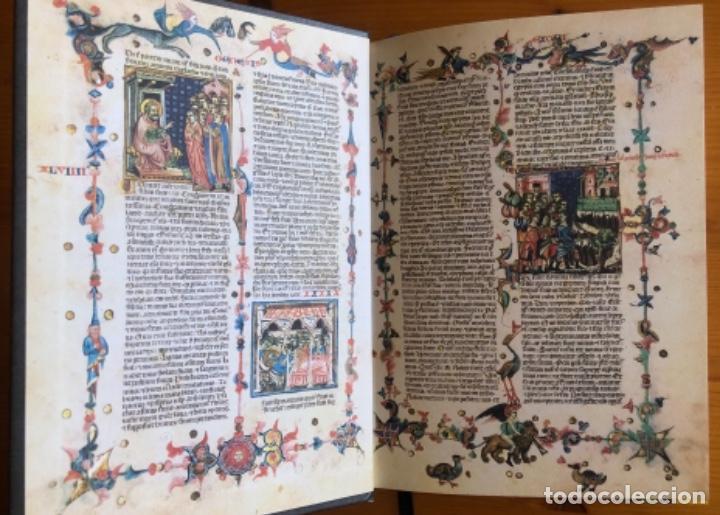 Libros de segunda mano: EL LIBRO DE LAS BIBLIAS- ILUMINADAS MAS BELLAS EDAD MEDIA- 2016 - Foto 2 - 268026469