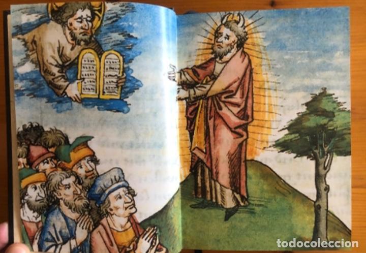 Libros de segunda mano: EL LIBRO DE LAS BIBLIAS- ILUMINADAS MAS BELLAS EDAD MEDIA- 2016 - Foto 3 - 268026469