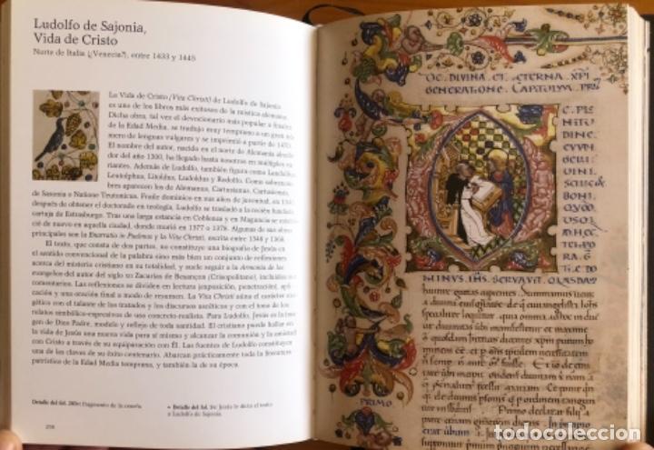Libros de segunda mano: EL LIBRO DE LAS BIBLIAS- ILUMINADAS MAS BELLAS EDAD MEDIA- 2016 - Foto 8 - 268026469