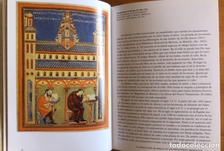 Libros de segunda mano: EL LIBRO DE LAS BIBLIAS- ILUMINADAS MAS BELLAS EDAD MEDIA- 2016 - Foto 10 - 268026469