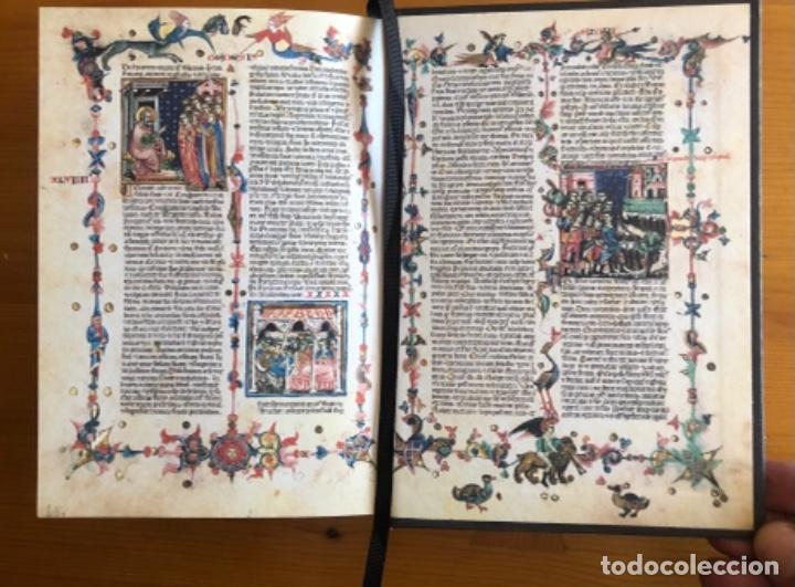 Libros de segunda mano: EL LIBRO DE LAS BIBLIAS- ILUMINADAS MAS BELLAS EDAD MEDIA- 2016 - Foto 11 - 268026469