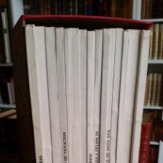 Libros de segunda mano: 1984 - COLECCIÓN LIBROS RAROS DE CAZA. 15 TOMOS (OBRA COMPLETA). Lote 268135354