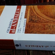 Libros de segunda mano: 2000 - MAZZOLI GUINTARD - CIUDADES DE AL ÁNDALUS. ESPAÑA Y PORTUGAL EN LA ÉPOCA MUSULMANA. Lote 268136214