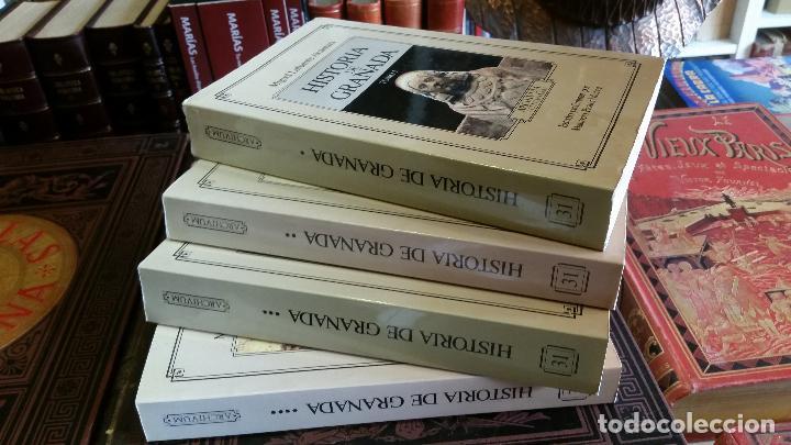 Libros de segunda mano: 1992 - MIGUEL LAFUENTE ALCÁNTARA - Historia de Granada. 4 tomos (obra completa) - Foto 2 - 268136414