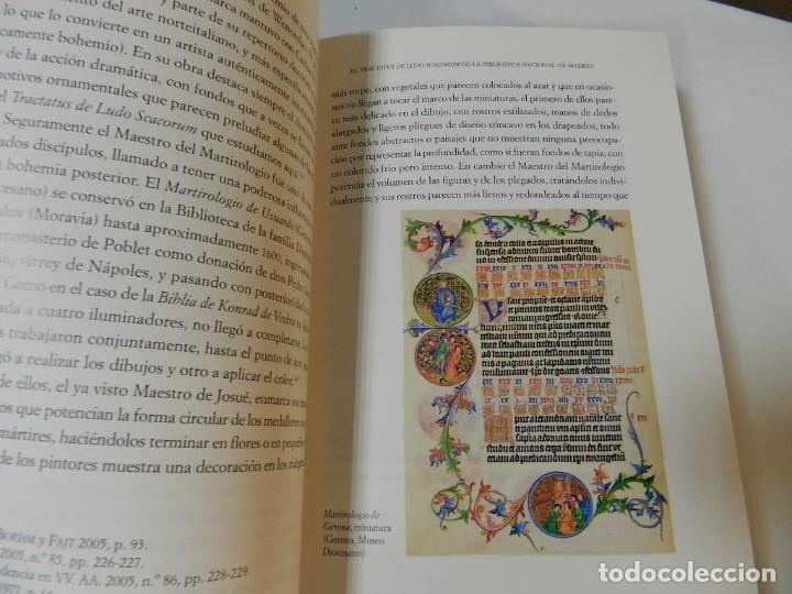 Libros de segunda mano: FACSÍMIL TRACTATUS DE LUDO SCACORUM TRATADO JUEGO DEL AJEDREZ SIGLO XV ED SILOÉ 2008 ÉCHECS CHESS - Foto 17 - 268150859