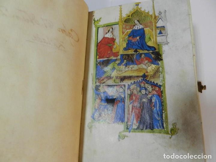 Libros de segunda mano: FACSÍMIL TRACTATUS DE LUDO SCACORUM TRATADO JUEGO DEL AJEDREZ SIGLO XV ED SILOÉ 2008 ÉCHECS CHESS - Foto 7 - 268150859