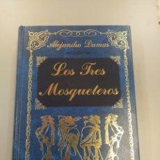 Libros de segunda mano: LOS TRES MOSQUETEROS, ILUSTRADO. Lote 268316544