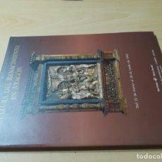 Libros de segunda mano: ESCULTURA DEL RENACIMIENTO EN ARAGON / EXPOSICIÓN 1993 CAMON AZNAR / ZARAGOZA / AG61. Lote 268430969