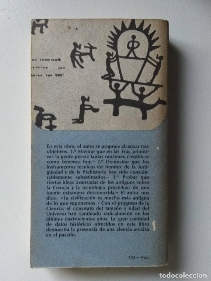Libros de segunda mano: NO SOMOS LOS PRIMEROS, ANDREW TOMAS. REALISMO FANTÁSTICO - Foto 2 - 268460654