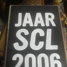 Libros de segunda mano: MAGNÍFICO LIBRO JAAR SCL 2006 - JAAR, ALFREDO TAPA PLÁSTICA. Lote 268466384