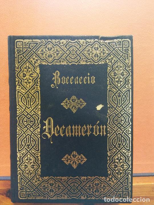 DECAMERON. 1ª PARTE. GIOVANNI BOCCACCIO. EDITA S.A PROMOCIÓN Y EDICIONES (Libros de Segunda Mano (posteriores a 1936) - Literatura - Otros)