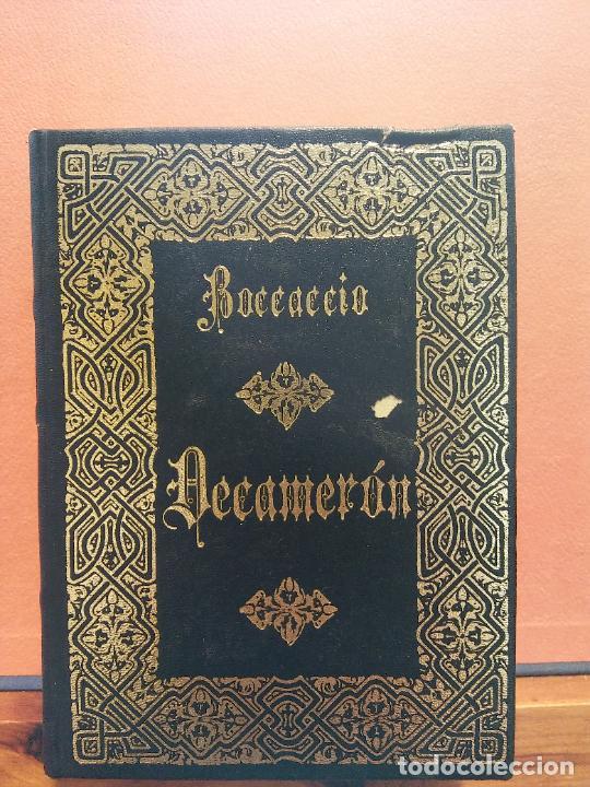 DECAMERON. 2ª PARTE. GIOVANNI BOCCACCIO. EDITA S.A PROMOCIÓN Y EDICIONES (Libros de Segunda Mano (posteriores a 1936) - Literatura - Otros)
