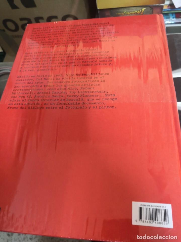 Libros de segunda mano: BARCELÓ, DETRÁS DEL ESPEJO (BIOGRAFÍA VISUAL) - JEAN MARIE DEL MORAL - LA FÁBRICA, 2008 - PRECINTADO - Foto 2 - 268603884