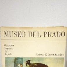 Livros em segunda mão: MUSEO DEL PRADO. ALFONSO E. PEREZ SANCHEZ. EDITORIAL OCEANO.. Lote 268743434