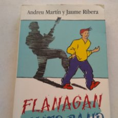 Libros de segunda mano: FLANAGAN BLUES BAND/VV.AA.. Lote 288729398