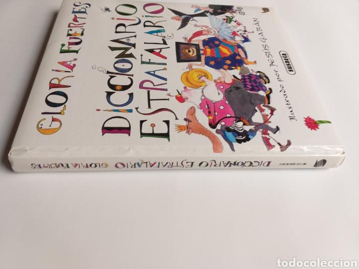 Libros de segunda mano: Diccionario estrafalario Gloria Fuertes - Foto 3 - 268831119