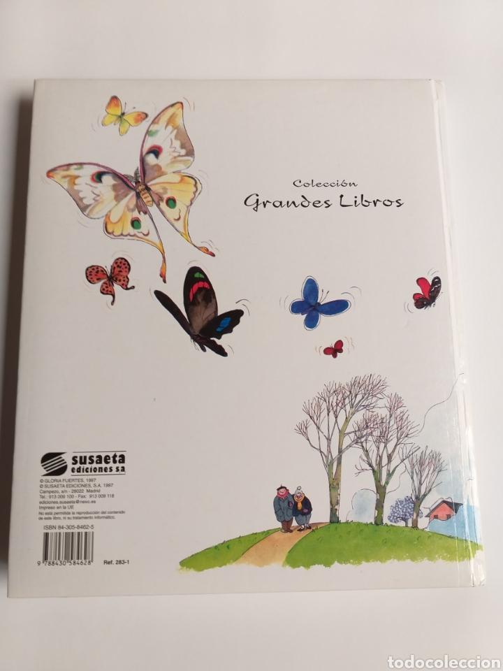Libros de segunda mano: Diccionario estrafalario Gloria Fuertes - Foto 5 - 268831119