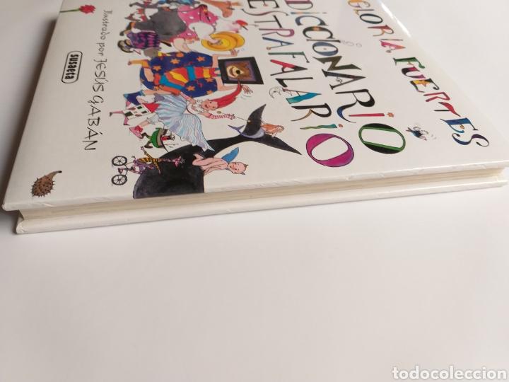 Libros de segunda mano: Diccionario estrafalario Gloria Fuertes - Foto 6 - 268831119