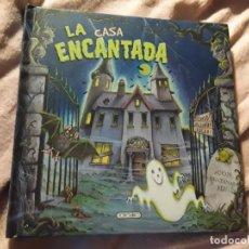 Libros de segunda mano: LA CASA ENCANTADA. CON VENTANAS 3D, DESPLEGABLES, POP UP. UNICO EN TC. EXCELENTE ESTADO. Lote 267777229