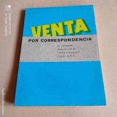Libros de segunda mano: VENTA POR CORRESPONDENCIA. R. ZEEGERS. 1971. PARANINFO. 110 PAGS.. Lote 268909209