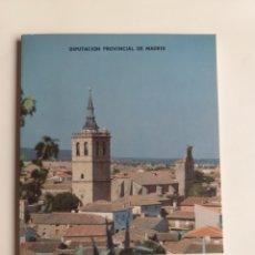 Libros de segunda mano: VILLA DEL PRADO. HISTORIA Y ARTE ALEJANDRO PERIS . MADRID. Lote 268933934