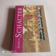 Libros de segunda mano: EN BUSCA DE LA MEMORIA.ELCEREBRO,LA MENTE Y EL PASADO. DANIEL L.SCHACTER.1ª ED. 1999. 502 PAGS. Lote 268936219