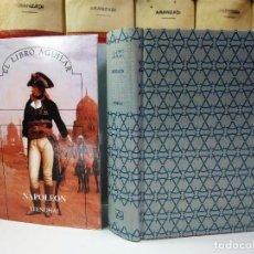 Libros de segunda mano: NAPOLEÓN. STENDHAL. COL. EL LIBRO AGUILAR. 1989. ISBN 8403600100.. Lote 268938919