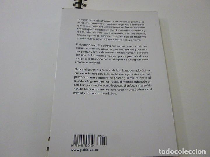 Libros de segunda mano: Usted puede ser feliz - Ellis, Albert -N 1 - Foto 2 - 268946754