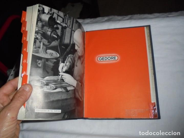 Libros de segunda mano: ANTIGUO CATALOGO DE HERRAMIENTAS GEDORE 1953 ALEMANIA - Foto 6 - 268991744