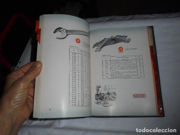 Libros de segunda mano: ANTIGUO CATALOGO DE HERRAMIENTAS GEDORE 1953 ALEMANIA - Foto 11 - 268991744