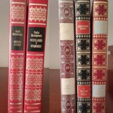 Libros de segunda mano: LIBROS DE DOSTOYEVSKI, DUMAS, FÉVAL, NAVARRO, JOSÉ HERNÁNDEZ. Lote 269010184