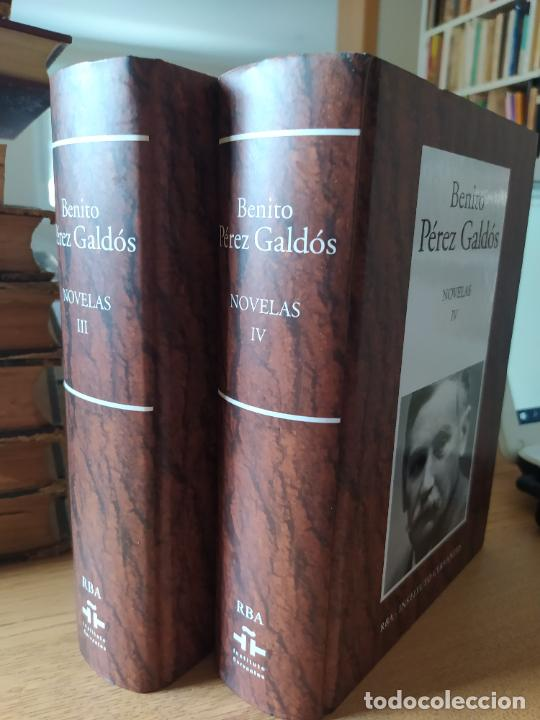 Libros de segunda mano: Novelas, Benito Perez Galdos, RBA. 2006 - Foto 2 - 269093808