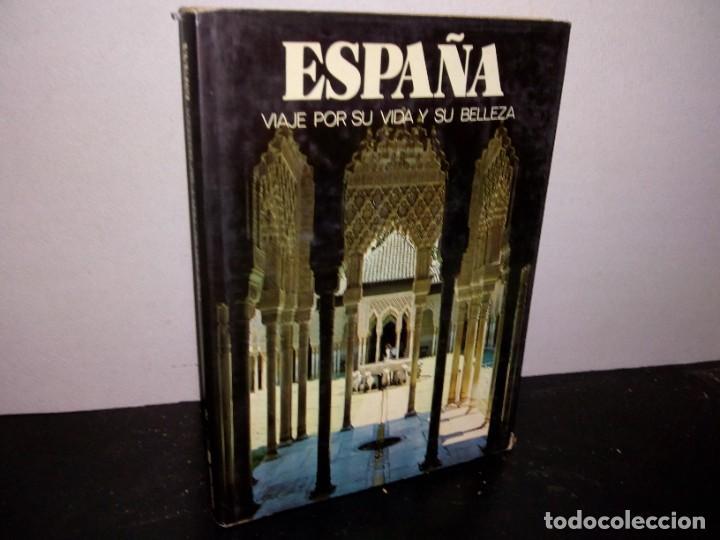 26- ESPAÑA, VIAJE POR SU VIDA Y SU BELLEZA (Libros de Segunda Mano - Ciencias, Manuales y Oficios - Otros)