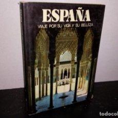 Libros de segunda mano: 26- ESPAÑA, VIAJE POR SU VIDA Y SU BELLEZA. Lote 269094318
