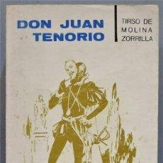 Libros de segunda mano: DON JUAN TENORIO. ZORRILLA. Lote 269098108