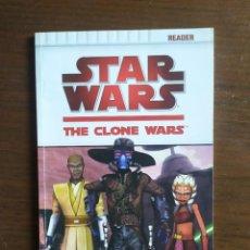 Libros de segunda mano: STAR WARS THE CLONE WARS. Lote 269112533